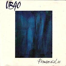 UB40 PROMISES AND LIES. CD( 無歌詞 )
