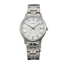 可議價 ORIENT東方錶 女 黑色時尚經典 石英腕錶 (FUNG7003W) 32mm