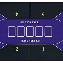 (單面) 德州撲克90*60CM聚會道具 骰子桌布台布 賭大小poker 桌遊益智遊戲聯誼 麻將 買一送一 送骰盅
