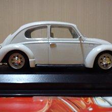 *內壺春角落光陰* 二十世紀經典名車周刊 No 04 VW Beetle 1/43 模型車