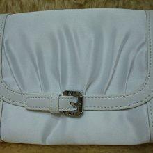 CD迪奧/Christian -Dior 白色 化妝包 萬用包 手拿包 晚宴包~全新品
