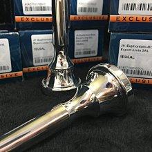 《宸緯樂器》全新JK(Josef Klier)上低音號Euphonium歐規粗管吹嘴EU-5AL、EU-6AL《公司貨》