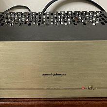 出售早期美國名廠 conrad johnson mv52 真空管後級擴大機