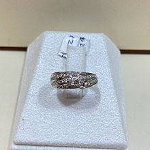 15分天然鑽石戒指,鑽石等級高白又閃亮,現金出清價15800元,只有一個要買要快厚實戒台,豪華寬版線戒款式,搭配18K金戒台
