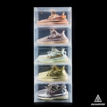 【高冠國際】SIDE OPEN SNEAKER MOB BOX GLACIER 透明 側開 球鞋收納 展示盒