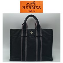 【皮老闆二店】 二手真品 Hermes 手提包 包包 愛馬仕 公事包 RIRI拉鍊 C707