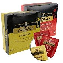 現貨 Twinings 唐寧茶 茶包 真Costco附發票 英倫皇家伯爵 早餐茶 茶包 伯爵茶 好市多 URS