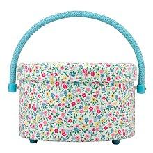 Cath Kidston Round Sewing Basket Trailing Daisy (針線盒)