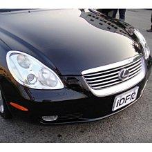 【JR佳睿精品】LexusSC430 01-05 鍍鉻大燈框 前燈框 頭燈飾框 電鍍 改裝 台灣製 精品 配件