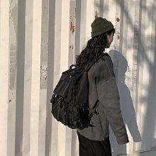 現貨 後背包 DANDT 原宿中性尼龍工裝後背包(20 SEP)同風格請在賣場搜尋 THU 或 歐美包款