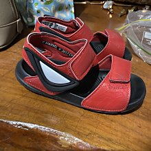 轉賣近全新 ADIDAS * SPIDER MAN 蜘蛛人聯名限量款超輕量魔鬼氈涼鞋 UK 9K