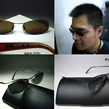 【信義計劃】HUGO BOSS 太陽眼鏡 日本製半框 可買去配近視度數 搭背包香水皮帶圍巾