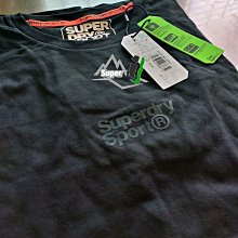 「i」【現貨】極度乾燥 Superdry Spor 吸濕排汗 LOGO 運動素T 小標 圓領 短袖 T-shirt 短t