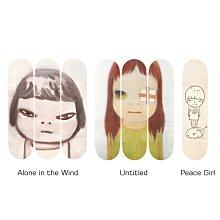【高冠國際】Yoshitomo Nara Skateboard 奈良美智 和平女孩 無名 獨自在風中 滑板 3款 現貨