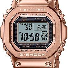 光華.瘋代購 [預購] CASIO GMW-B5000GD-4 JF 藍牙太陽能電波錶