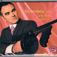 [鑫隆音樂]西洋CD-莫里西Morrissey:音樂泉源You are the Quarry{ATKDX001}全新