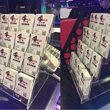 長田廣告{壓克力工廠} 直式名片架16格 名片盒 證件架 卡片架 信用卡架 悠遊卡架 名片夾 展示架 店鋪展示 會場展覽