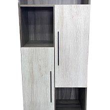 【宏品二手家具】台北全新中古2手傢俱家電最便宜 *ZH01CB*全新沛納海書櫃*書架 置物櫃/電視櫃/矮櫃/平面櫃