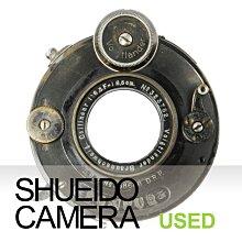 集英堂写真機【3個月保固】VOIGTLANDER 福倫達 COLLINEAR 16.5cm F6.3 鏡頭 21901