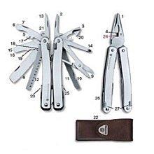 瑞士維氏 Victorinox 27用瑞士刀 53800 SwissTool Spirit XC 3.0227.L