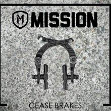 [Spun Shop] MISSION BMX Cease Brakes 吊式煞車夾器
