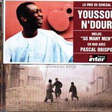 (甲上唱片) Youssou N'Dour - Nothing's In Vain