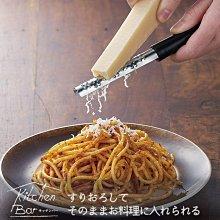 [霜兔小舖]日本代購 日本製 下村企販 直立式奶酪 起司 磨碎棒 KIB-621