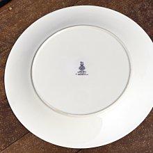 【旭鑫骨瓷】ROYAL DOULTON WHINE NILE 英國 骨瓷 瓷器 大餐盤(B.13)