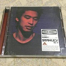 【山狗倉庫】黃立行-馬戲團猴子CD專輯(1片裸片)