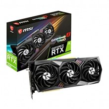@電子街3C 特賣會@全新 微星 MSI GeForce RTX3080 GAMING X TRIO 10G 顯示卡