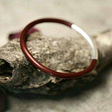 西藏【雞血藤◎純銀藥鐲】養血活血 養顏健康銀離子 開運平安 祛濕排毒 調經 純銀手鐲 鐲子 手環 一路向北
