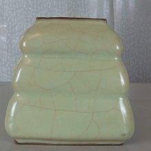 黃釉官窯水器