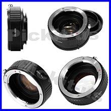 Lens Turbo減焦增光PENTAX PK鏡頭轉Sony NEX E卡口機身轉接環A5100 A6000 A6300