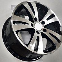 小李輪胎 泓越 BZ37 16吋 全新 鋁圈 5孔114.3 豐田 三菱 本田 日產 福特 現代 馬自達 特價歡迎詢價