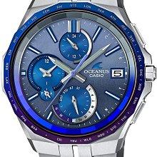 光華.瘋代購 [預購] CASIO OCEANUS OCW-S5000AP-2A JF 保固三年 電波錶 藍寶石鏡面