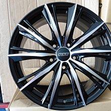 17吋(WX)RSS鋁圈+17吋輪胎~適用:WISH.ELANTRA.FOCUS.FORTIS(完工價)非WEDS WX