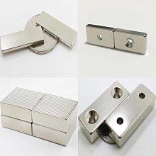 強力磁鐵方形10mmx10mmx2mm鍍鋅【好磁多】專業磁鐵銷售