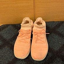 Skechers 粉紅色 襪套 運動鞋
