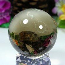 孟宸水晶 = A9002  (100%天然超清透茶水晶球472克)