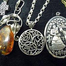 老嫗的收藏 西洋純銀老物件珠寶有喜歡敲敲我..特價分享給網友!