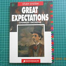 《 GREAT EXPECTATION 》 CHARLES DICKENS 7成新 【CS 超聖文化2讚】