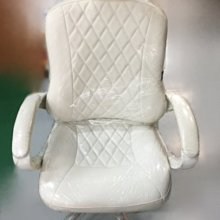 樂居二手傢俱(中) 便宜2手傢俱拍賣 EA-1225*全新白色電腦椅*各式桌椅 中古辦公家具買賣 會議桌椅 辦公桌椅