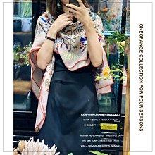 淘趣高級圍巾/【蝴蝶扇舞】這個藕粉色太美了~!真絲羊絨大披肩女防曬圍巾女
