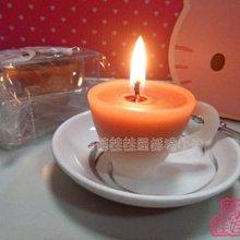蓓蓓結婚禮品屋~歐美婚禮蠟燭系列~咖啡杯造型蠟燭~婚禮小物/婚禮佈置/活動佈置~^0^