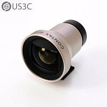 【US3C-小南門店】CONTAX GF-21mm 觀景器 二手取景器 適用於CONTAX 外接取景器 相機觀景窗