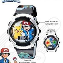 現貨 美國帶回 全球夯 Pokemon 精靈寶可夢 GO精靈球神奇寶貝動漫兒童電子錶 學習手錶 生日禮 聖誕禮物