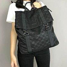 韓版防水牛津布壓紋大容量大牌質感雙肩包 後背包 書包 情侶包 親子包 旅行包 旅行袋 日韓風 日風