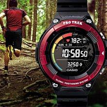 全新Casio卡西歐WSD-F21HR心率監測智慧手錶PRO TREK雙層螢幕Wear OS搭安卓蘋果iOS參Galaxy Watch iWatch