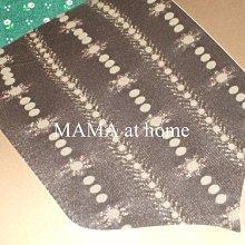 4c-9/NEW<日本製vanilla confusion 珈啡色金葱花排柄弾性褲襪/30丹寧>M~L/¥2520