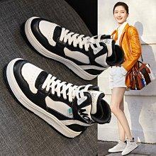 真皮休閒鞋 DANDT 真皮高筒運動風休閒鞋(20 DEC)同風格請在賣場搜尋 BLU 或 歐美女鞋